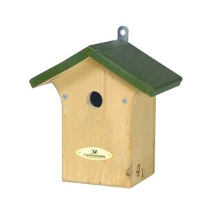 Vogelbescherming Nederland Nestkast Portland, Ø 28 mm