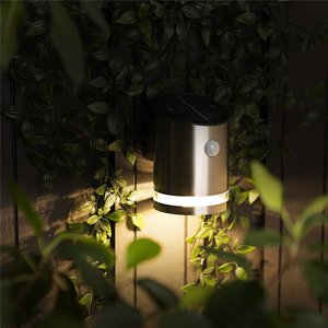 Smartwares Solar Wandlamp - met bewegingssensor