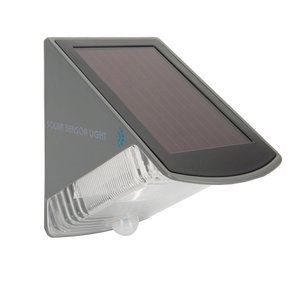 Smartwares LED Solar Wandlamp met bewegings- dag/nachtsensor