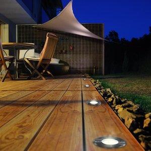 Smartwares LED Grondspot Bolton Buiten