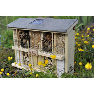 Dobar Wildlife Solar-Insectenhotel Landsonne