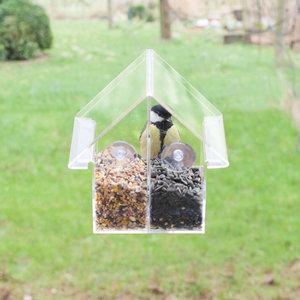 Esschert Design Acryl combi raamsilo huis - FB372