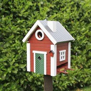 Wildlife Garden Multiholk Torp Plus Nestkast & Voederhuisje - WG101