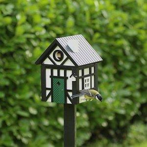 Wildlife Garden Multiholk Korsvirke  Nestkast & Voederhuisje - WG109