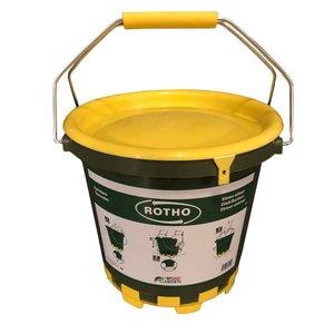 Rotho Handstrooier voor mest en zout
