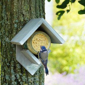 Esschert Design Pindakaashuisje met pindakaaspot - FB276D