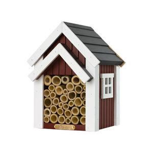 Wildlife Garden Bijen nestkast rood -  WG311
