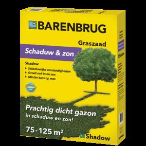 Barenbrug Schaduw & Zon (Shadow) 2.5 KG - 75 / 125m2