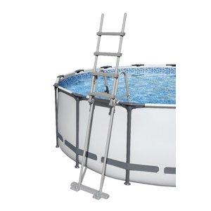 Bestway Flowclear trap opbouw zwembad 122