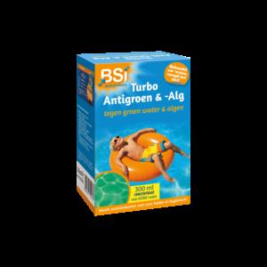 BSI Turbo Anti Groen &-Alg 300 ml