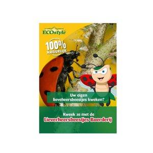 ECOstyle Lieveheersbeestjes Boerderij - Kweekset