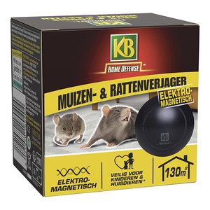 KB Home Defense Muizen- & Rattenverjager 130 m²