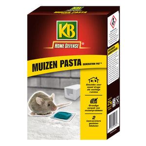 KB Home Defense Muizen Pasta Generation Pat 2 stuks