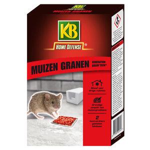 KB Home Defense Muizen Granen Generation Grain'Tech 2 stuks