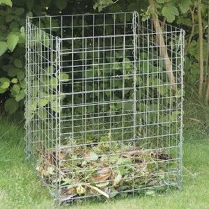 De Wiltfang  Compostkorf - 60 x 60 x 80 cm