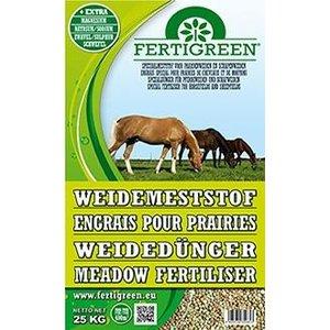 Fertigreen Weidemeststof 25KG paardenweide met Entec