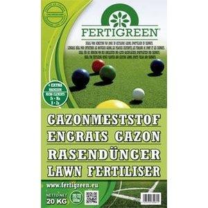 Fertigreen Gazonmeststof 20KG-500m2 voor het groenste gras