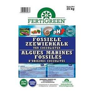 Fertigreen Fossiele Zeewierkalk 20kg