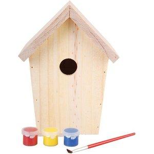 Esschert Design Doe het zelf nestkastje met verf - Esschert Design