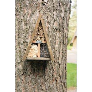 Esschert Design Driehoekig Insectenhotel WA36