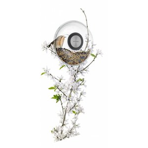 Eva Solo Raamvoederhuisje -Window bird feeder