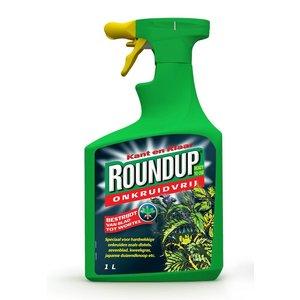 Roundup Roundup hardnekkig kant-en-klaar 1L