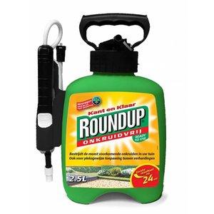 Roundup Drukspuit kant-en-klaar 2.5L