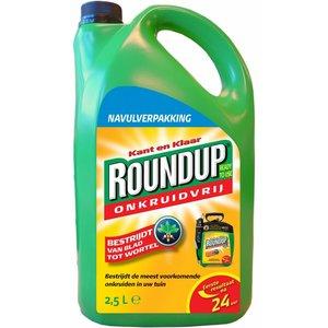 Roundup Kant en Klaar 2.5L Navulverpakking