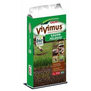DCM Vivimus Gazon 60L - 27kg (vanaf 20 zakken)