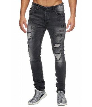 Hardsoda Exclusive Slim Fit Biker Jeans Amerigo