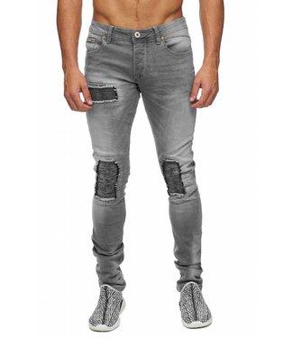 Hardsoda Exclusive Slim Fit Biker Jeans Ciro
