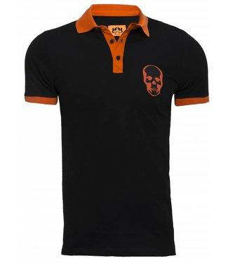 Pascucci Armando Polo shirt Zwart