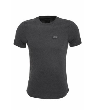 Pascucci Casual  T-Shirt Stretch Grijs