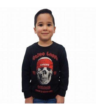 G-Brand Vatos Locos Zwart Kids