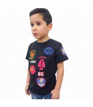 G-Brand Airborne Zwart Kids