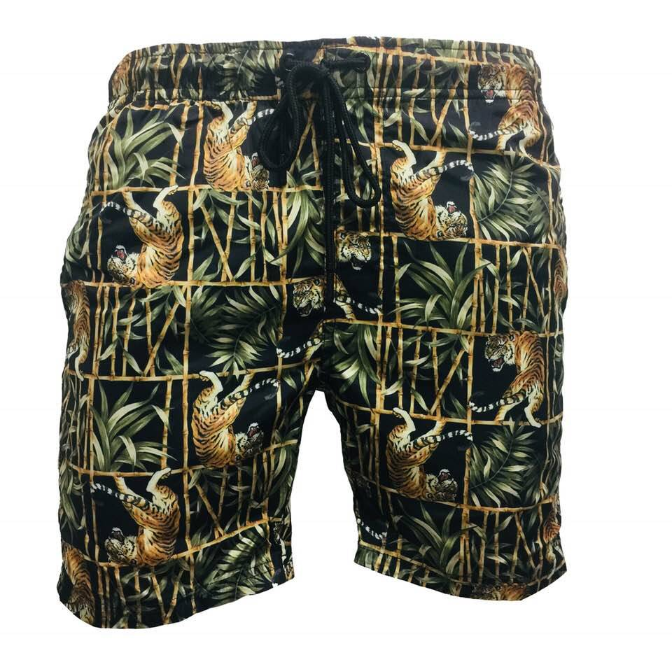 Zwembroek Zwart Heren.Heren Zwembroek Zermer Zwart Rio Fashion