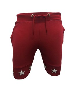 Hite Couture Vagier Short Stretch Regular - Rood