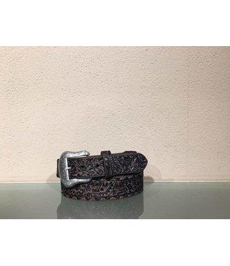 Nocona Belt Company Brauner Ledergürtel