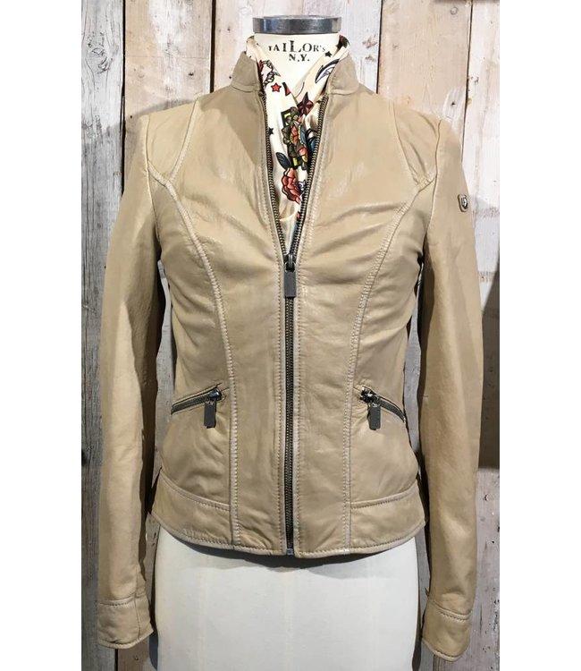 Milestone Vera leather jacket
