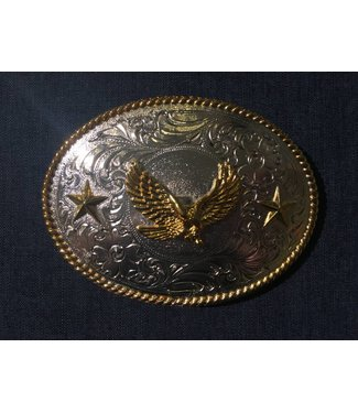 Buckle with eagle