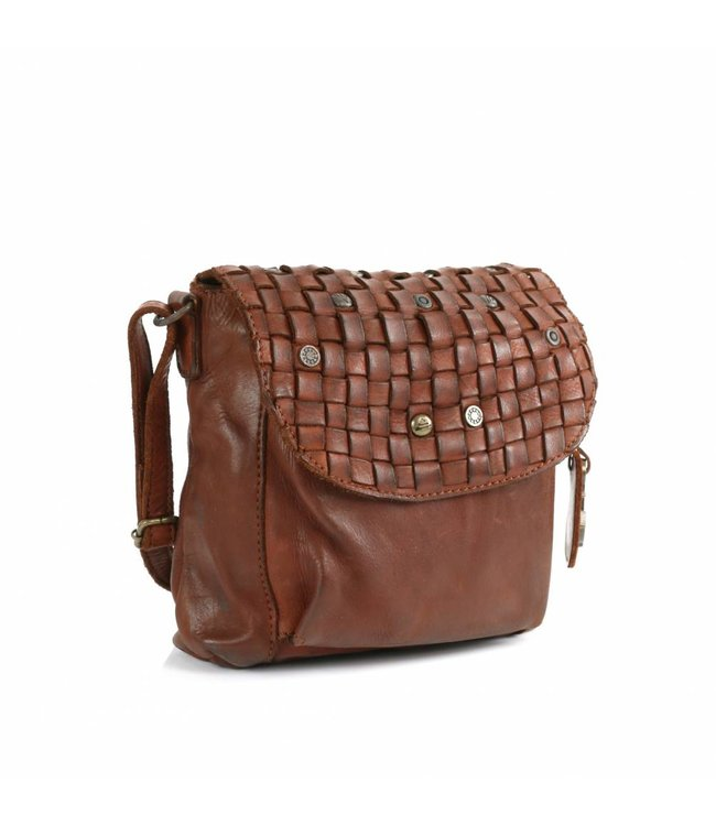 Harbour 2nd Brown leather bag Mamamia