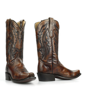 Corral  Dark brown western boot