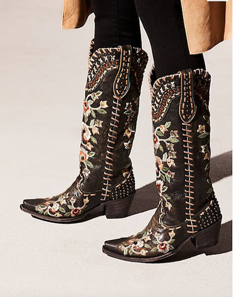 High western boots | Double D by Old