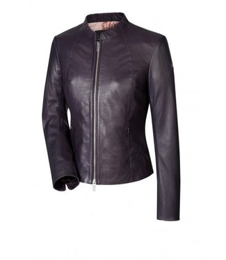 Milestone Black leather jacket