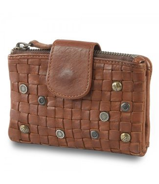 Harbour 2nd Brown leather wallet  Kim