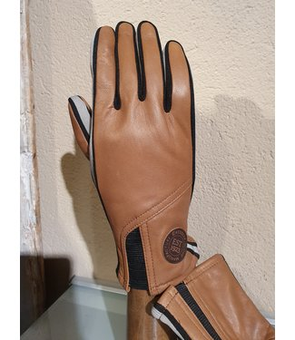 Kessler Light brown leather glove