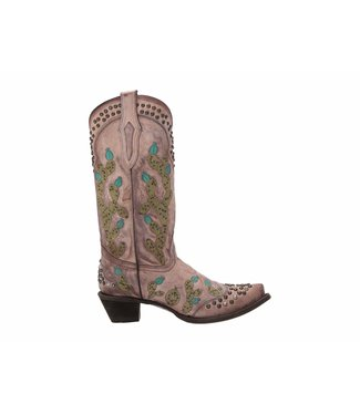 Corral  Lightbrown western boots