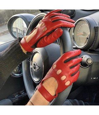 Kessler Roter Lederhandschuh