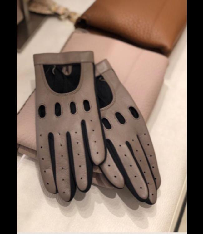 Kessler Taupe leather glove