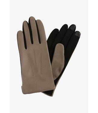 Kessler Taupe leren handschoen